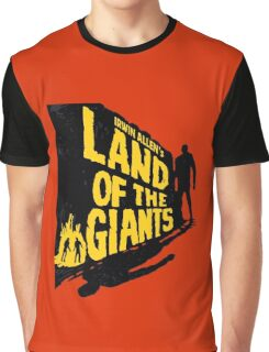Land of the Giants Graphic T-Shirt