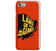 Land of the Giants iPhone Case/Skin