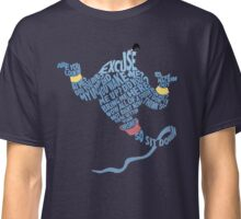 Are you talking to me? - Genie Aladdin Classic T-Shirt