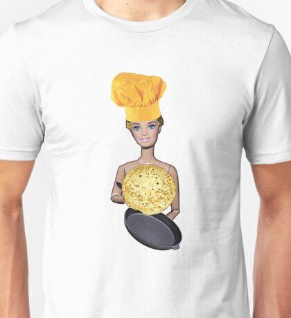 Naked Chef! Unisex T-Shirt