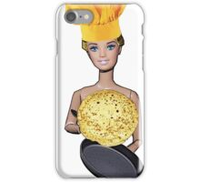 Naked Chef! iPhone Case/Skin