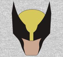 Wolverine Marvel Super Hero Kids Tee