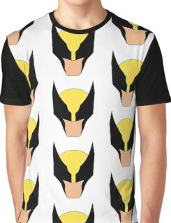 Wolverine Marvel Super Hero Graphic T-Shirt