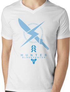 The Bladedancer Mens V-Neck T-Shirt