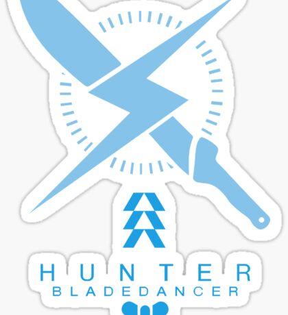 The Bladedancer Sticker