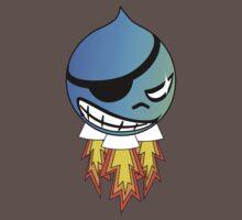 BADCampX - Rocket Logo One Piece - Short Sleeve
