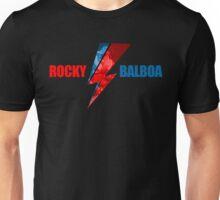Rocky Balboa David Bowie Unisex T-Shirt