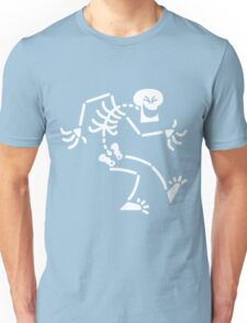 Naughty Skeleton Unisex T-Shirt