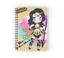Chibi Sivir Spiral Notebook