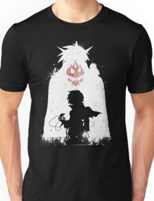 Gurren Lagann - Kamina and Simon Unisex T-Shirt