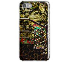 Lines, Light, Angles, Shapes and Colors iPhone Case/Skin