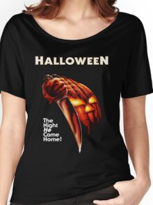 Halloween the Movie Women's Relaxed Fit T-Shirt