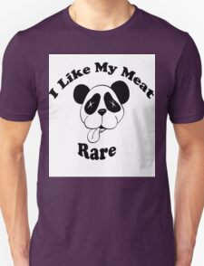 I Like My Meat Rare Unisex T-Shirt