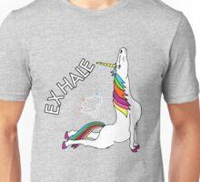 Exhale Unisex T-Shirt