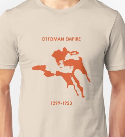 The Ottoman Empire Unisex T-Shirt