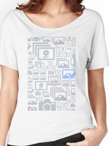 Photo a background Women's Relaxed Fit T-Shirt