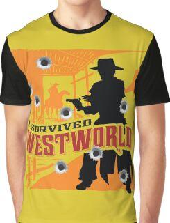 I Survived Westworld Graphic T-Shirt
