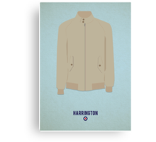 Harrington Canvas Print