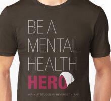 Be A Mental Health Hero - Beanie Unisex T-Shirt