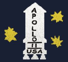 Danny Torrance Apollo 11 Sweater  Kids Tee