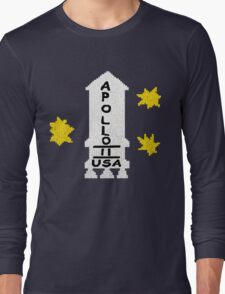 Danny Torrance Apollo 11 Sweater  Long Sleeve T-Shirt