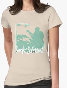 Jack Johnson Tee 2.0 Womens Fitted T-Shirt