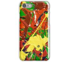FUNKY COLORFUL ABSTRACT POPART SPIRALS 2 iPhone Case/Skin