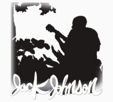 Jack Johnson Tee 2.0 by Goosekaid