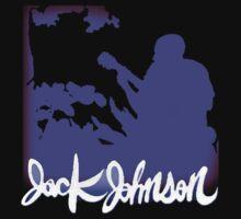 Jack Johnson Tee 2.0 by Goosekaid