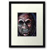 GRIM REAPER Framed Print