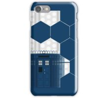 Tardis Blue Box iPhone Case/Skin