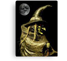 Halloween Night ~ Part Two Canvas Print