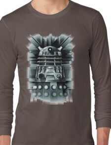 Dalek- Dr who Long Sleeve T-Shirt