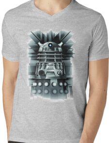 Dalek- Dr who Mens V-Neck T-Shirt