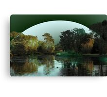 Even small dreams can live large Canvas Print