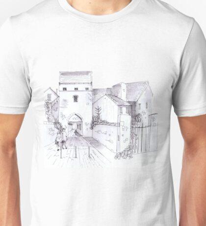 Charroux, France #2 Unisex T-Shirt
