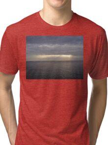 Aeolian Sea #3 Tri-blend T-Shirt