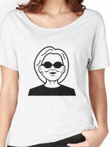 Clinton Design Women's Relaxed Fit T-Shirt