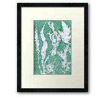 Under Sea 3 Framed Print