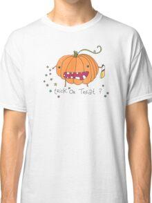 Happy Halloween Pumpkin Classic T-Shirt