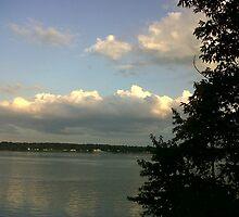 Riverside View by ShannaDesigns