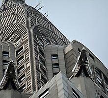 Eagles 61st Floor by John Schneider