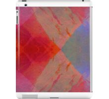 Fire And Ice abstract art original unique iPad Case/Skin