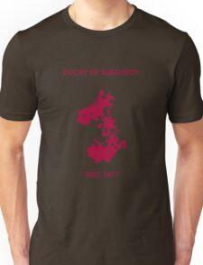 Duchy of Burgundy Unisex T-Shirt