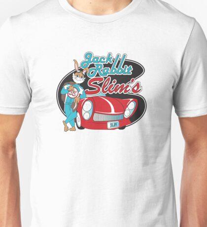Jack Rabbit Slim's - Restaurant Logo Variant Unisex T-Shirt