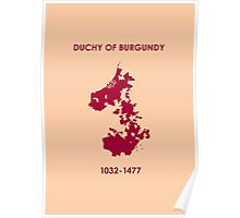 Duchy of Burgundy Poster