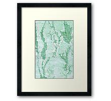 Under Sea 1 Framed Print