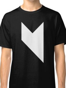 Music On black Classic T-Shirt