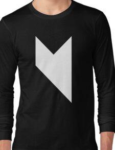 Music On black Long Sleeve T-Shirt