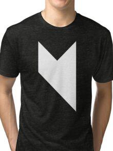 Music On black Tri-blend T-Shirt